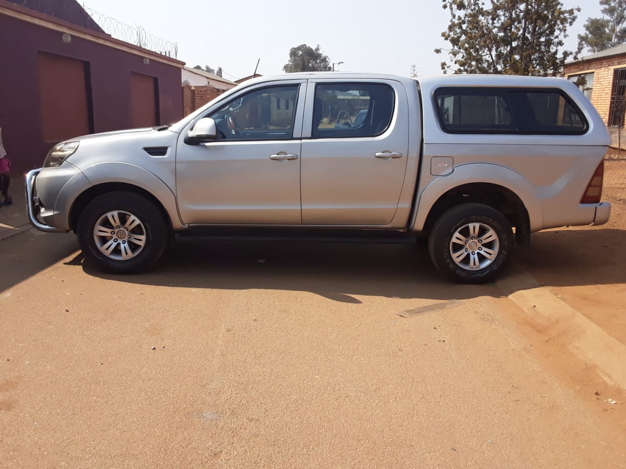 2017 Foton Tunland 2.8 double cab 4x4 Comfort