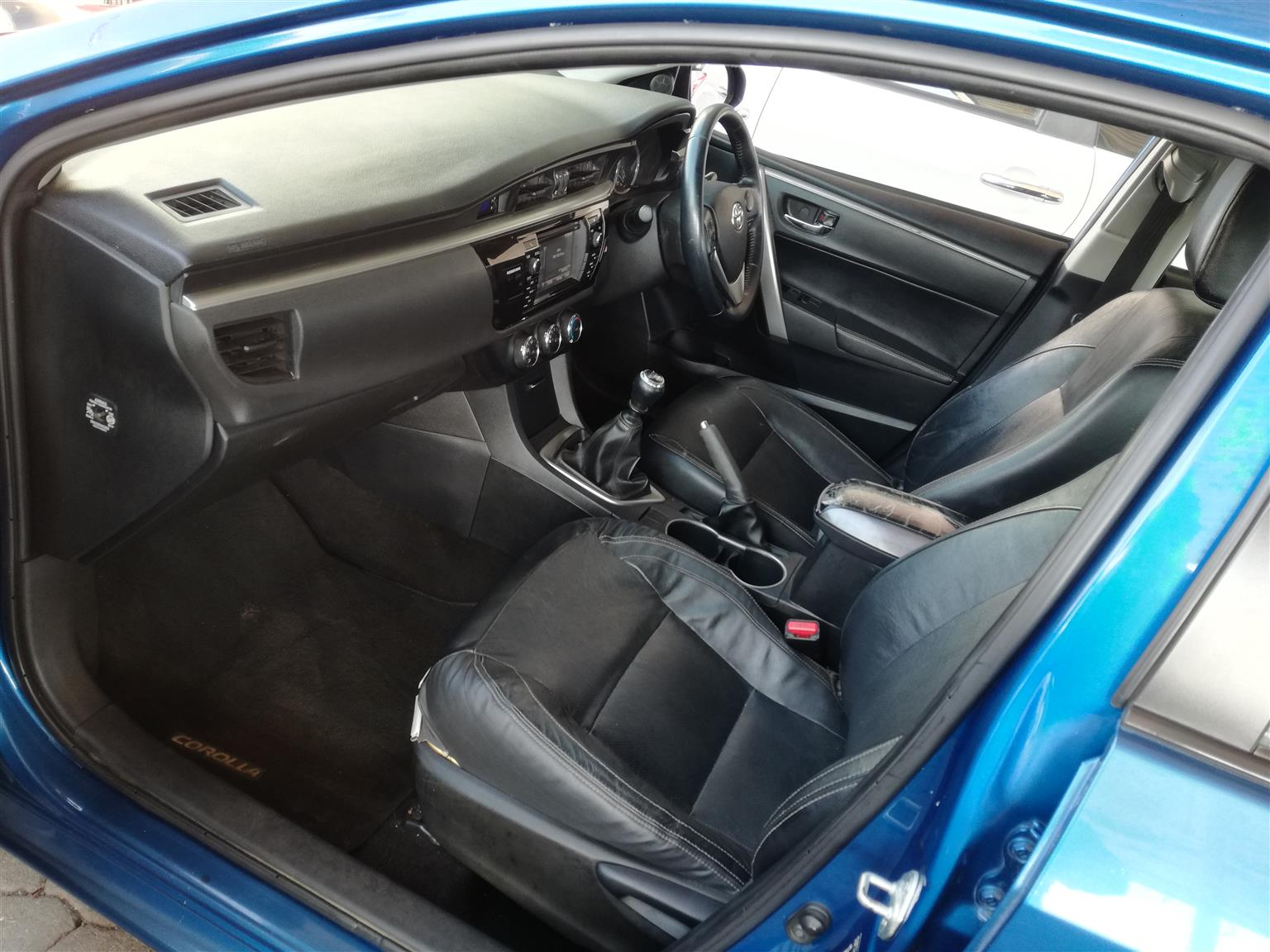 2015 Toyota Corolla 1.6 Prestige