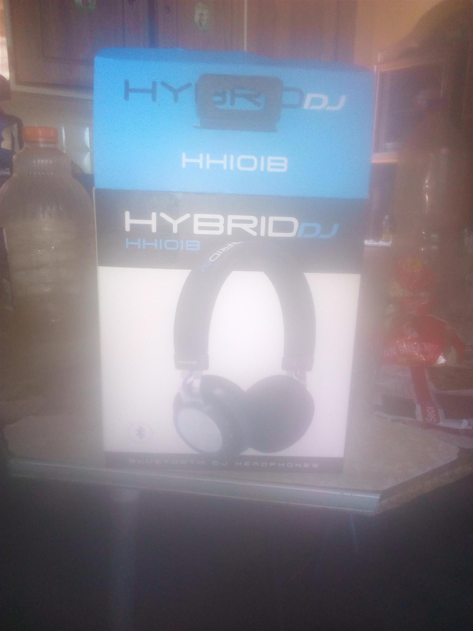 Hybrid dj headphones