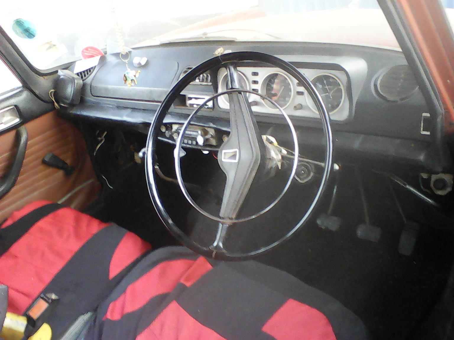 1976 Classic Cars Peugeot