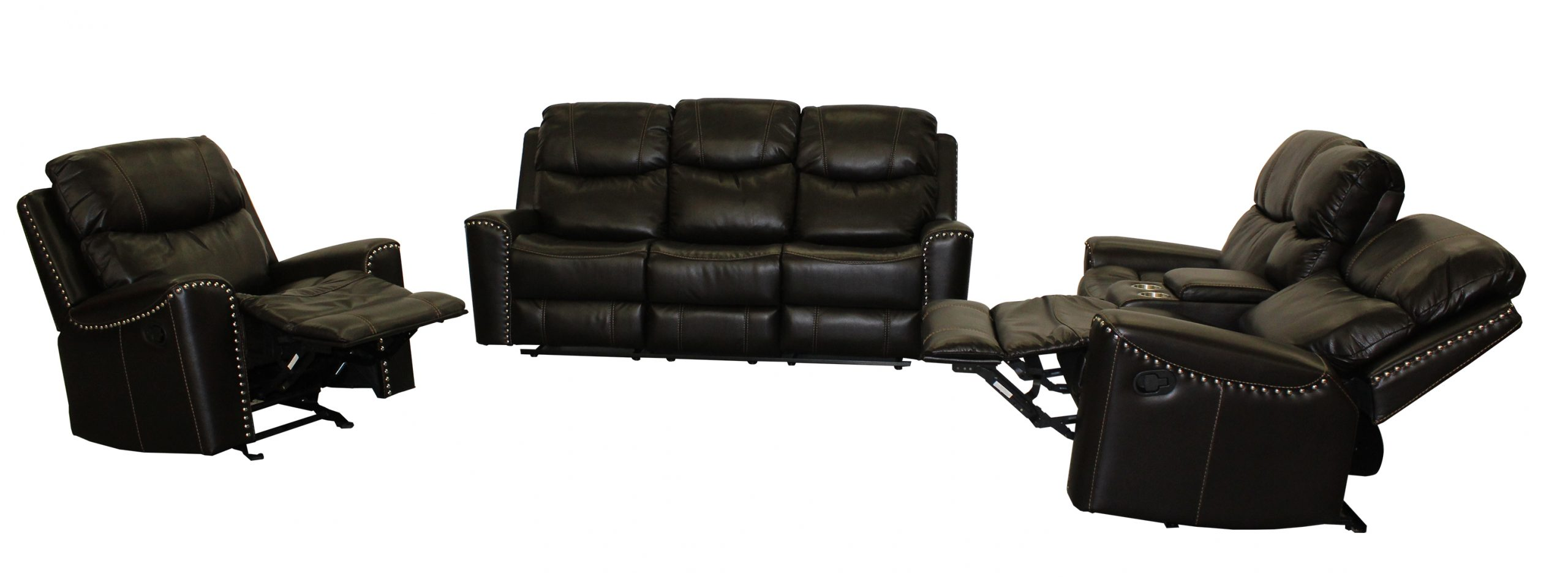 LOUNGE SUITE BRADFORD 3 PIECE BRAND NEW FOR ONLY R22999!!!