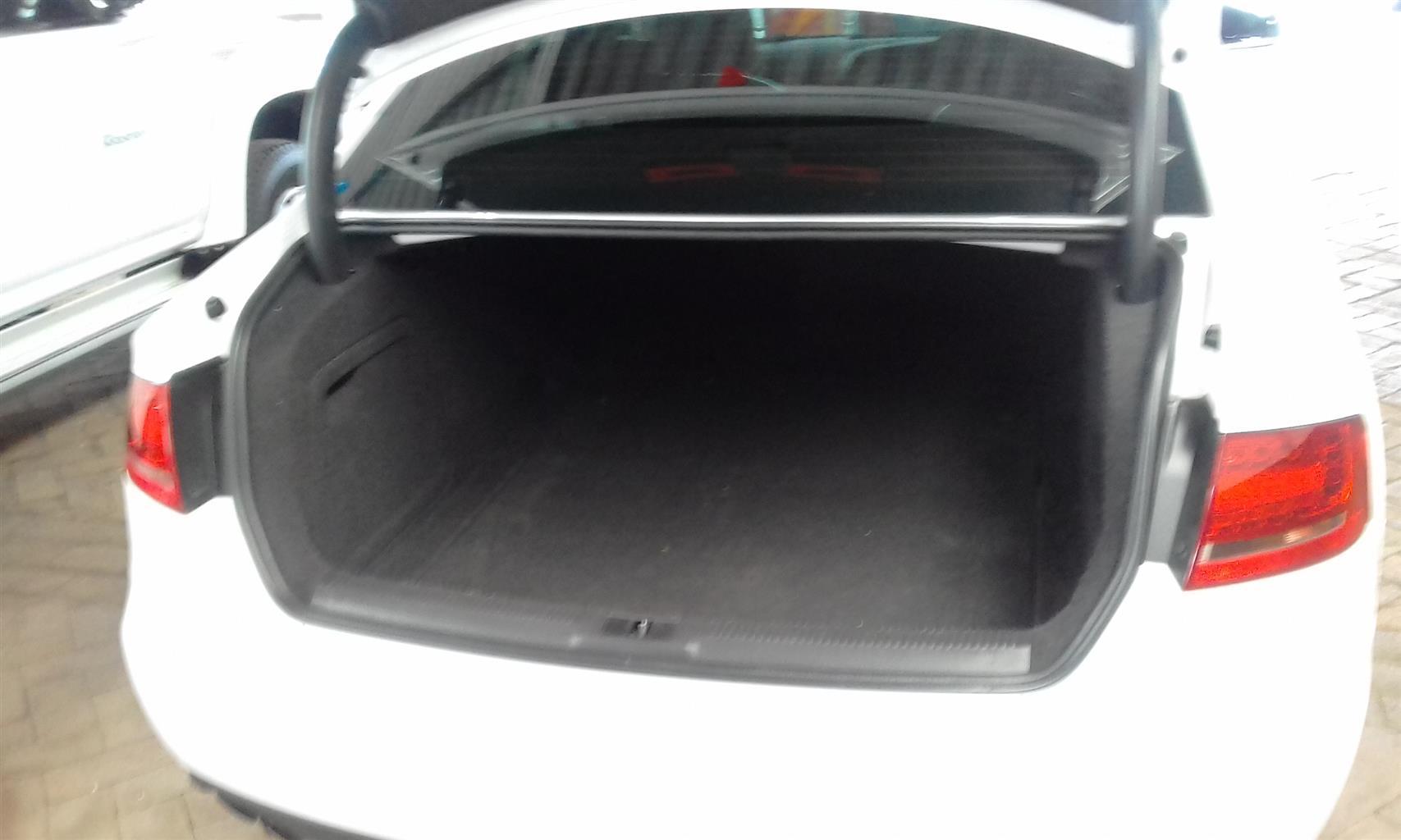 2012 Audi A4 2.0T