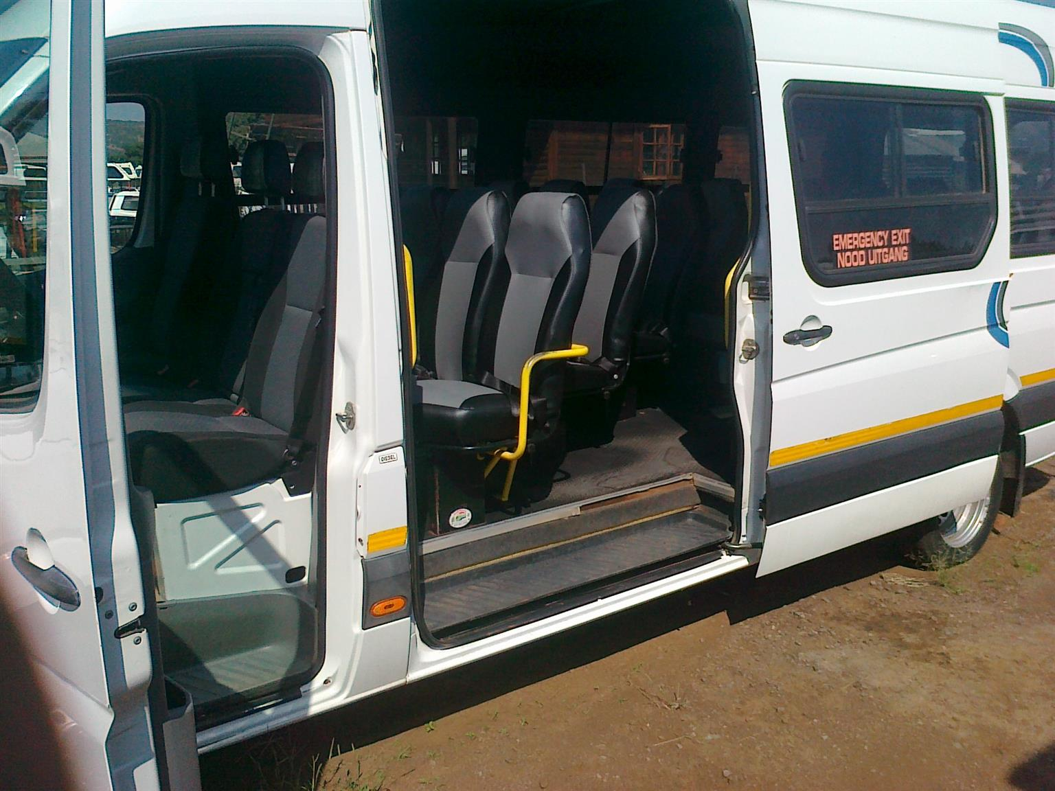Iveco 50 C15 V15 22 Seater Bus