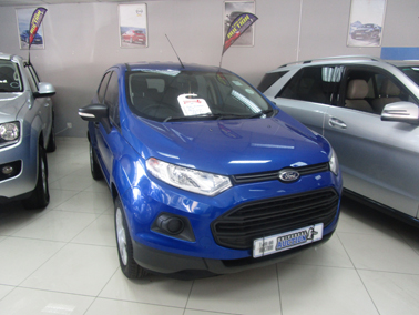2018 Ford EcoSport 1.0T Trend