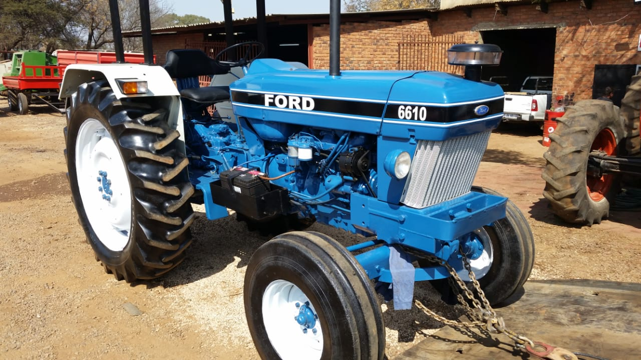 Ford 6610 4X2 Pre-Owned Tractor