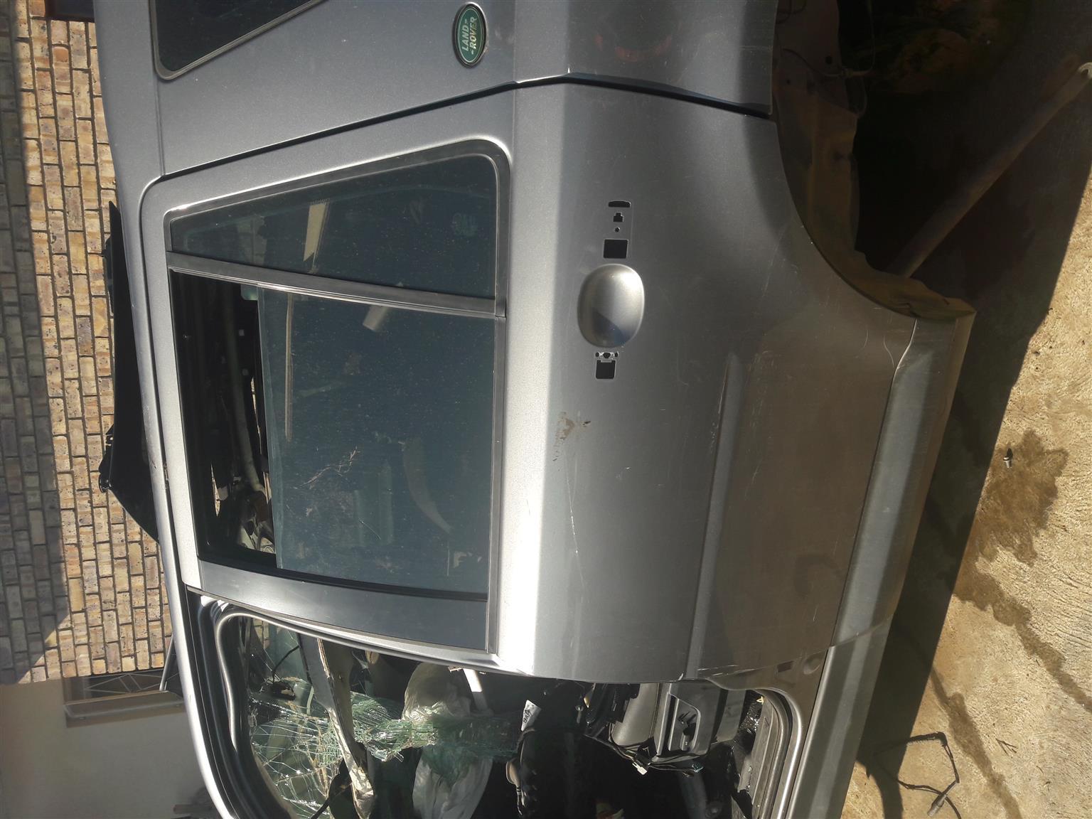 Land Rover Freelander 2 Rear Door   Auto Ezi