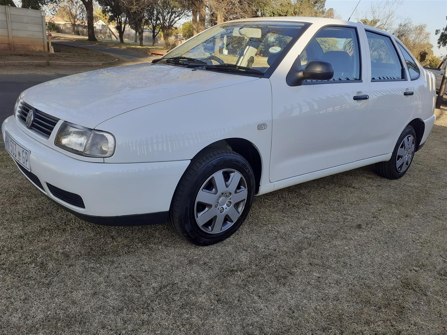 2002 Vw Polo Classic Junk Mail