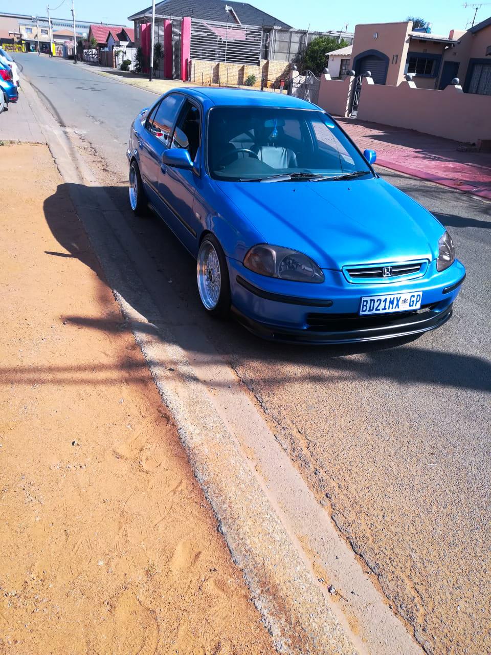 civic hatchback 1998