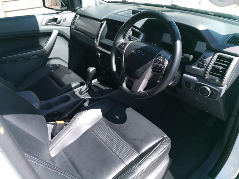 2017 Ford Ranger double cab RANGER 3.2TDCi XLT A/T P/U D/C