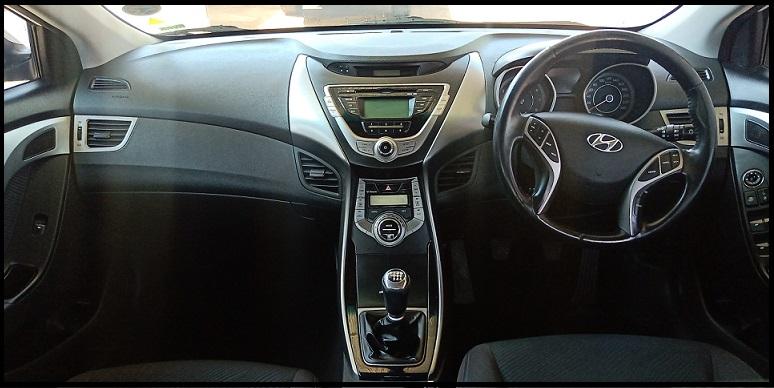 2014 Hyundai Elantra 1.8 Executive