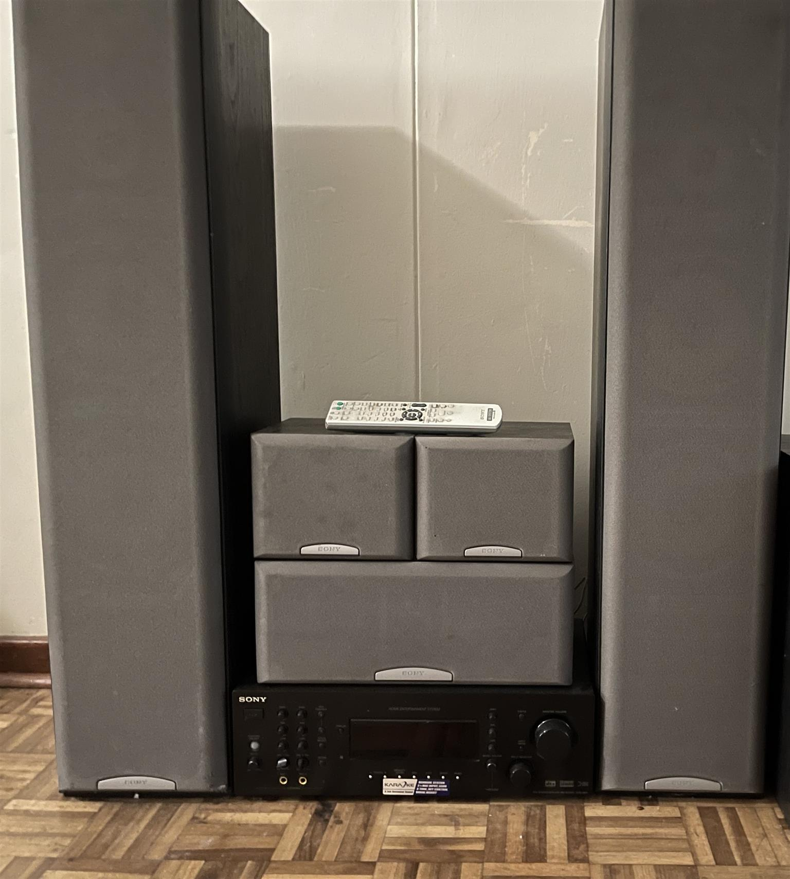 Sony Hi-fi Home Theatre System