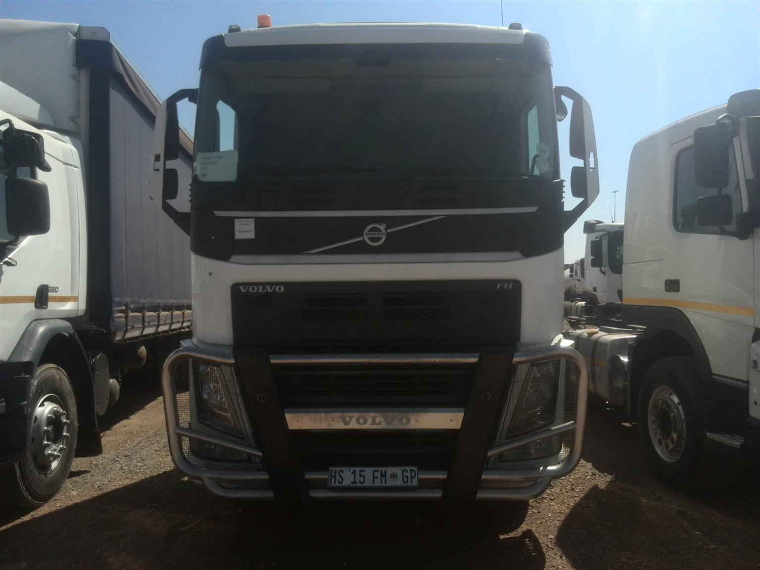 2015 - VOLVO Horse posted by Lemeshen Pillay UBUNTU TRUCK SALES