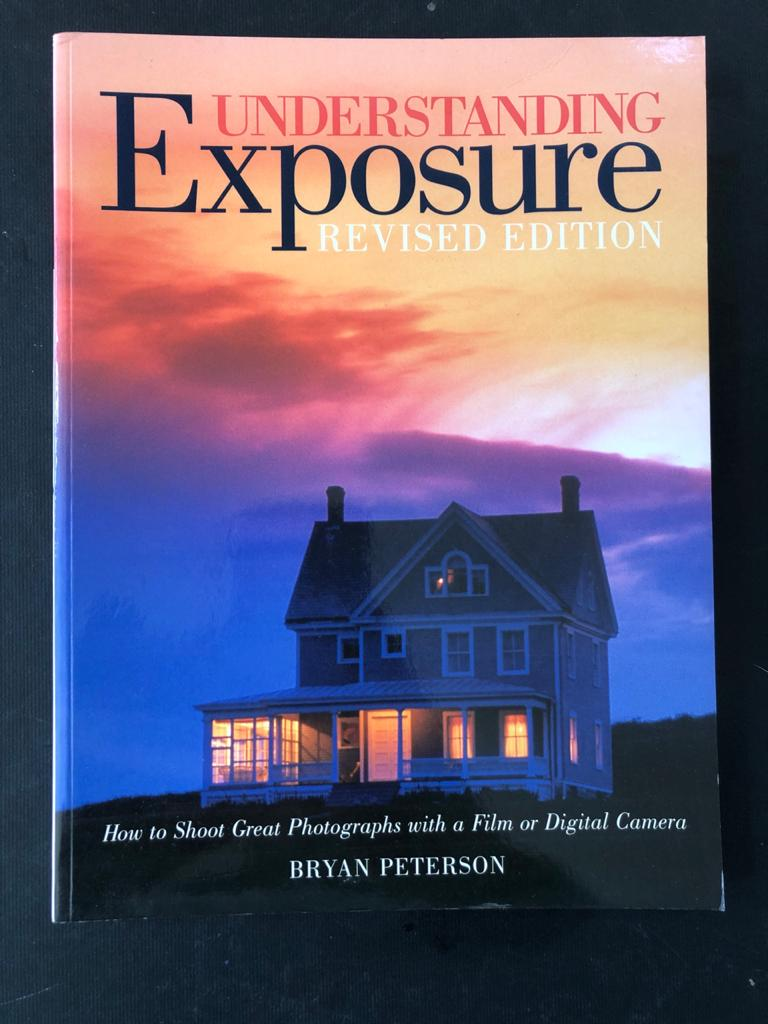 Book - Understanding Exposure by Bryan Peterson - a great gift for that avid photographer!