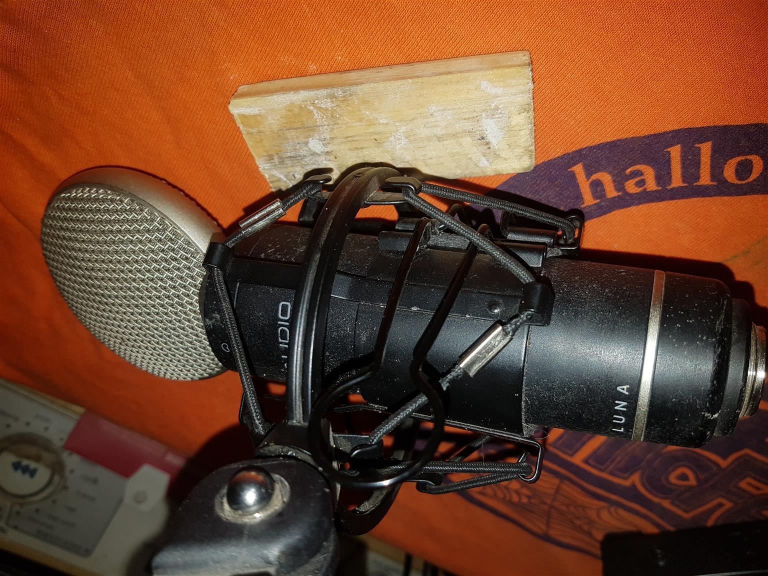 M-Audio Studio Mic