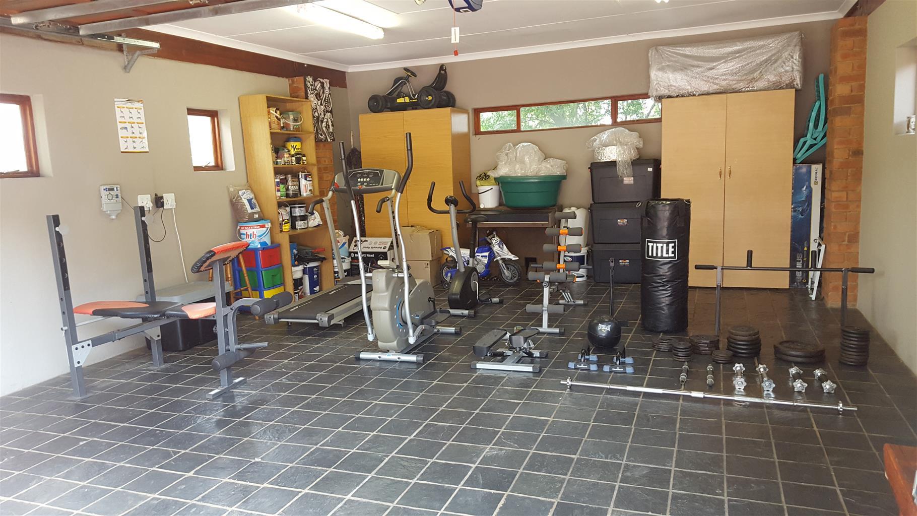 Mini Gym for Sale