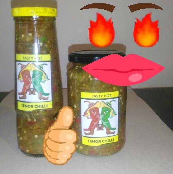 Chili source products and business