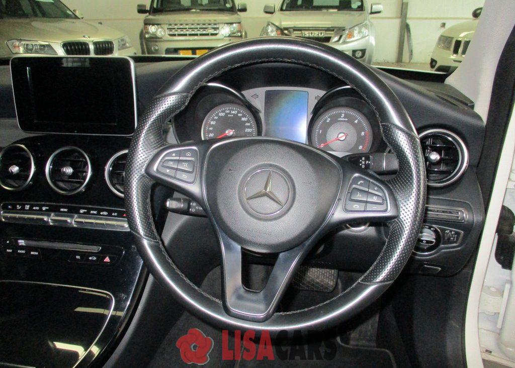 2015 Mercedes Benz C Class C220 Bluetec