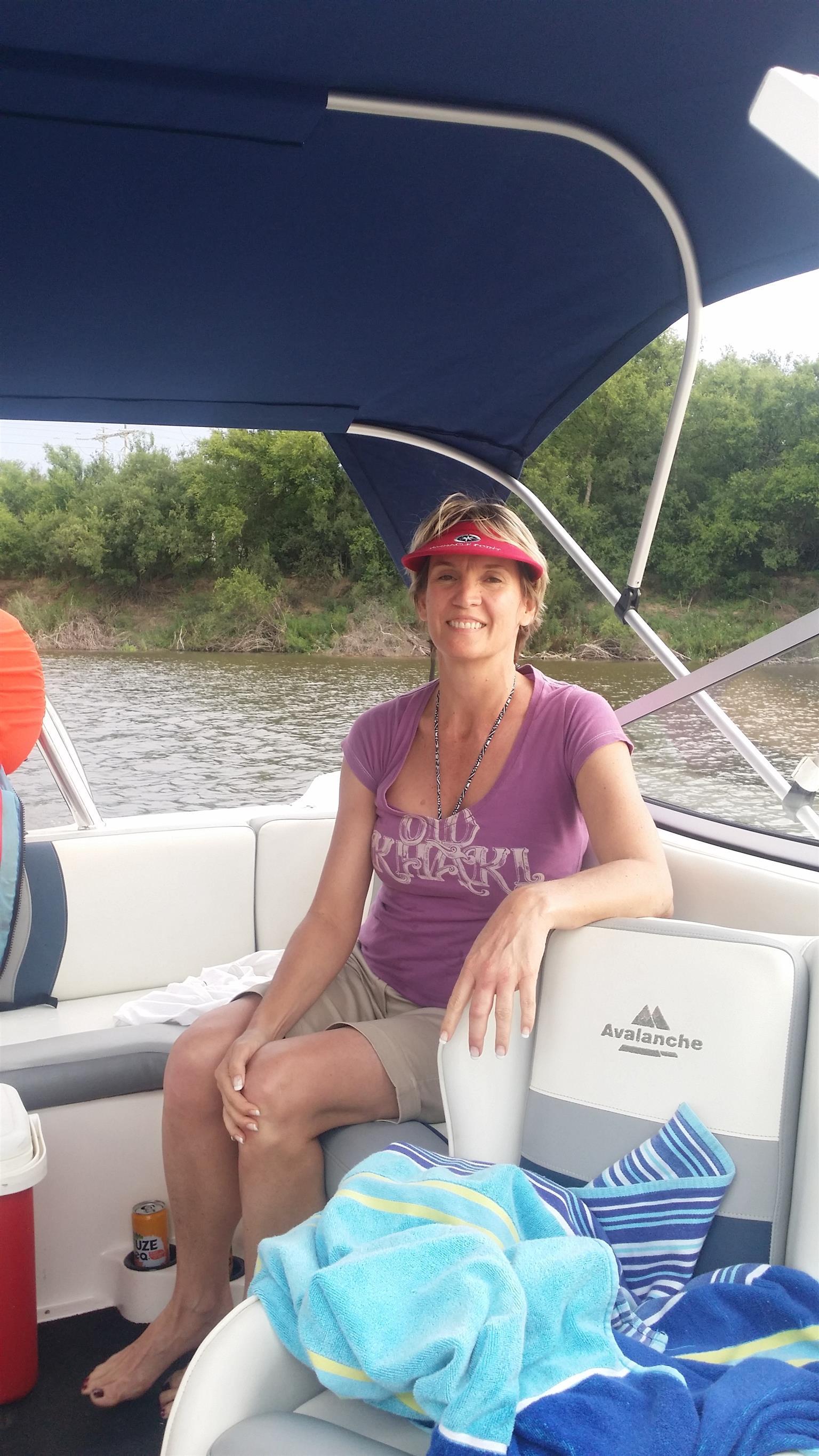 Family sport or fishermans boat