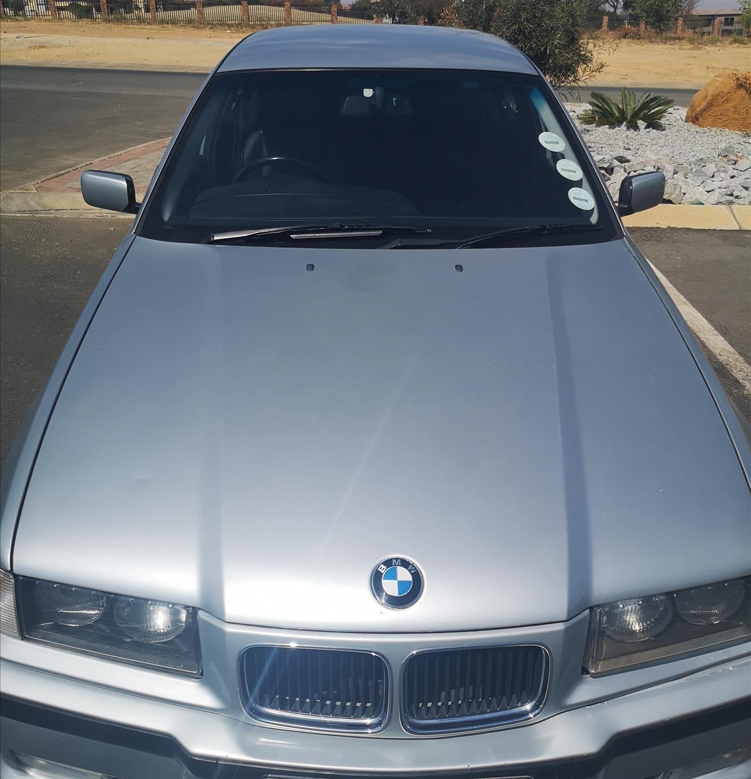 1997 BMW 3 Series sedan 320i SPORT LINE LAUNCH EDITION A/T (G20)