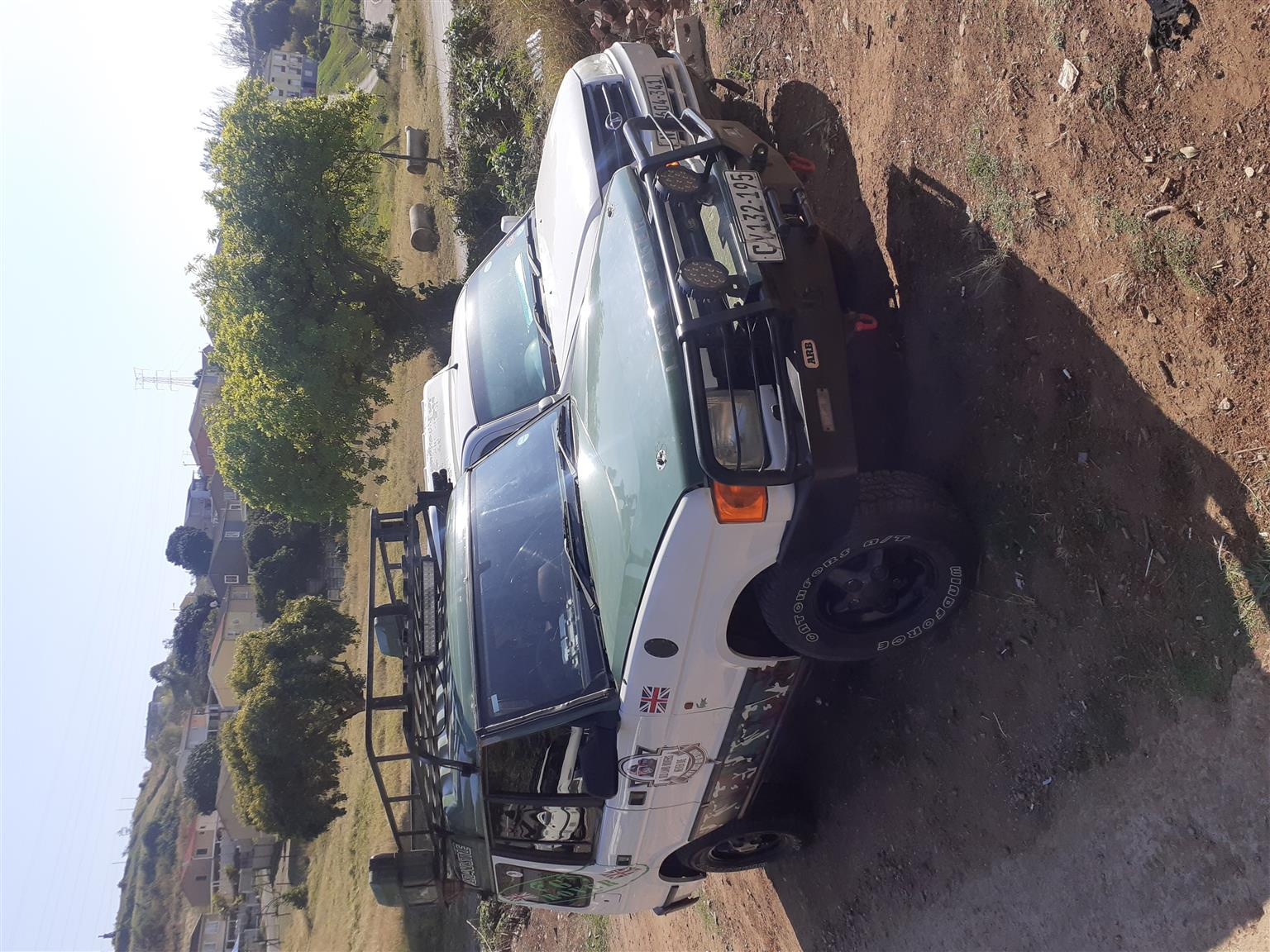 1997 Land Rover Discovery First Edition Td6