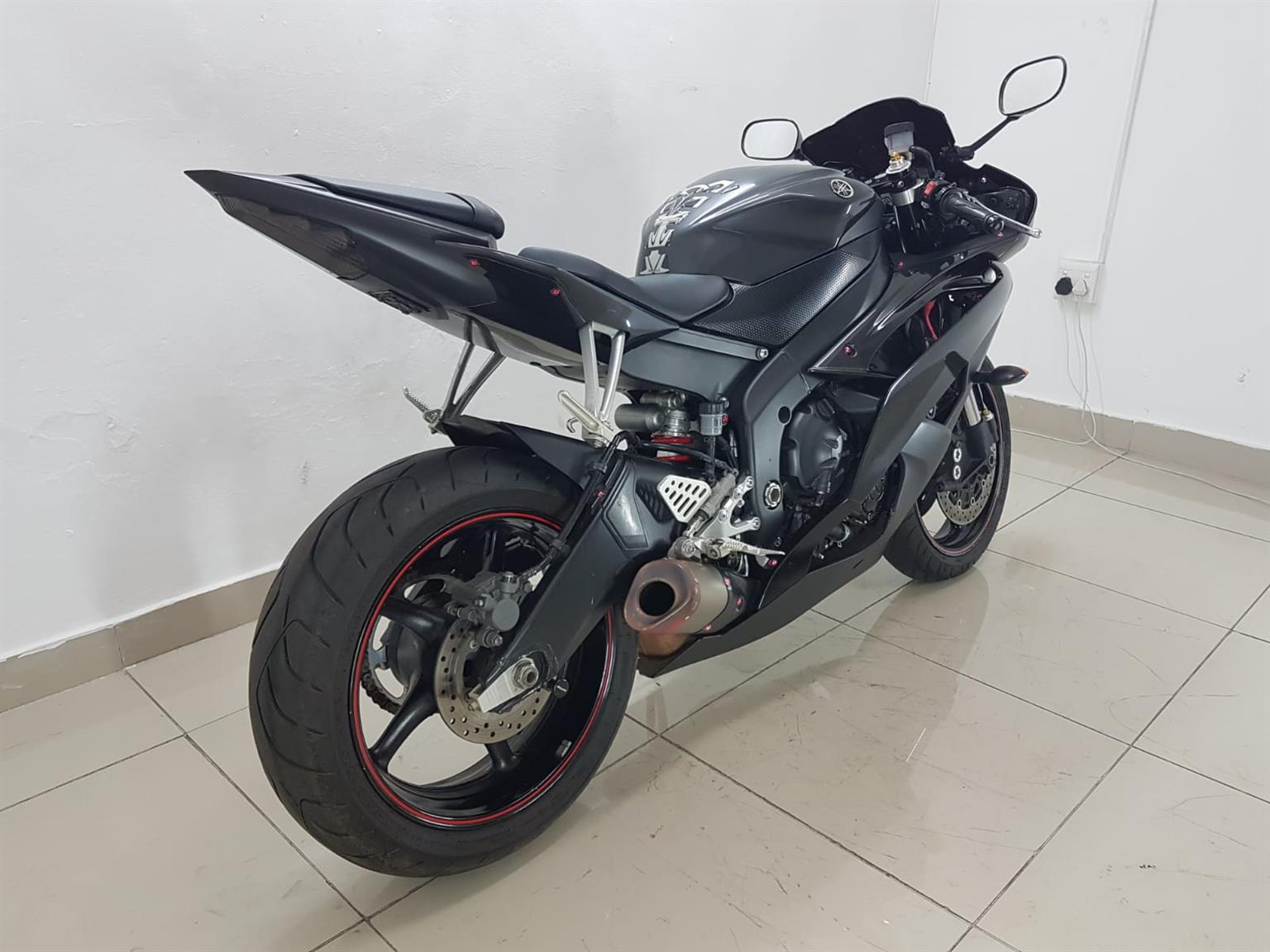 2008 Yamaha R-6