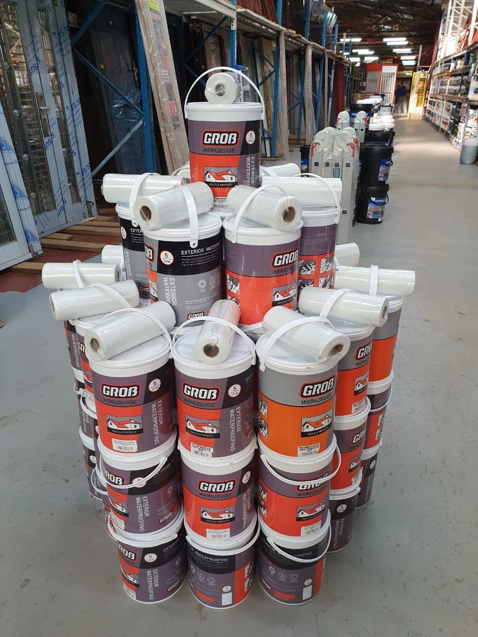 5L waterproofing including  membrane