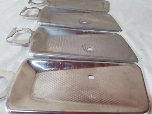 Gordini R8 Door handle cover plates