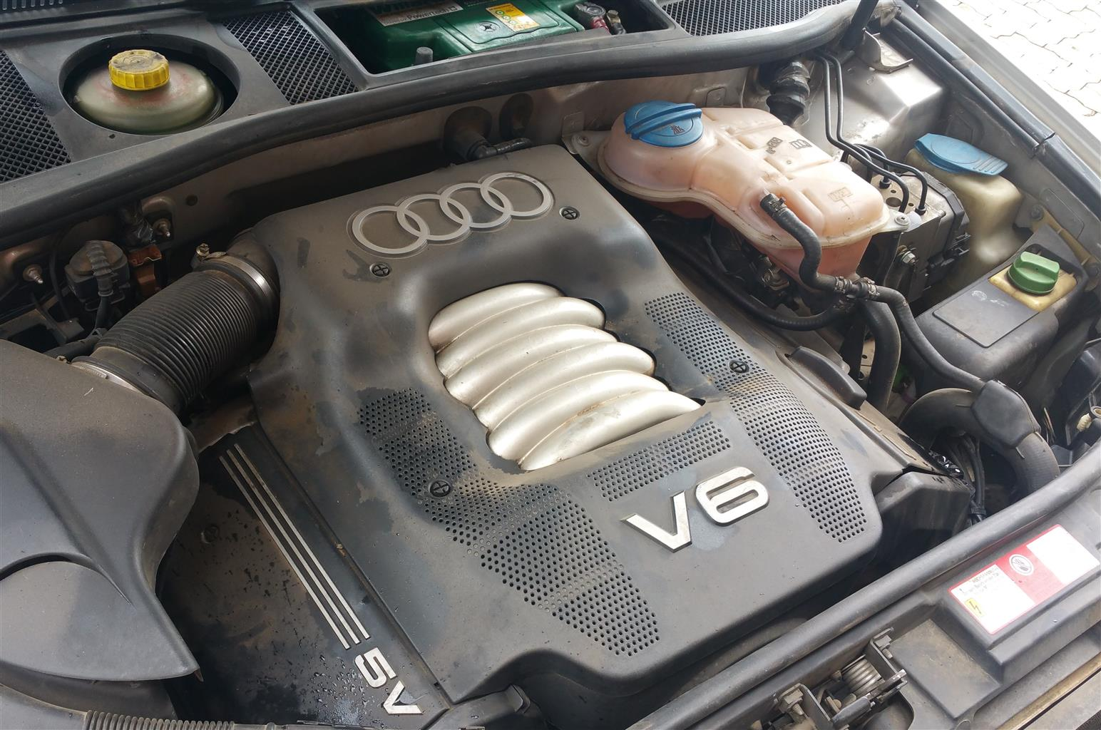 Audi A6 24v6 Engine Mountings Junk Mail