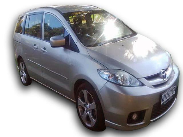 2007 Mazda 5 Mazda 2.0 Individual