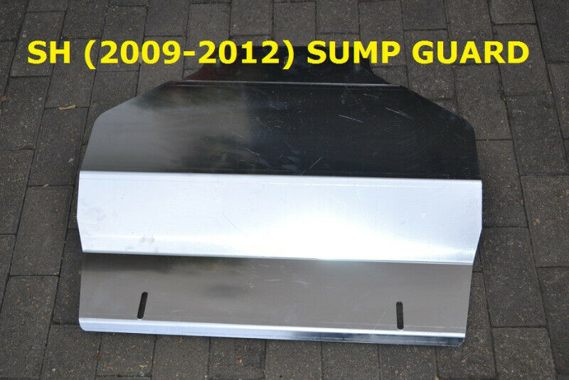 Subaru Forester Sump and Diff Guards, Lift Kits