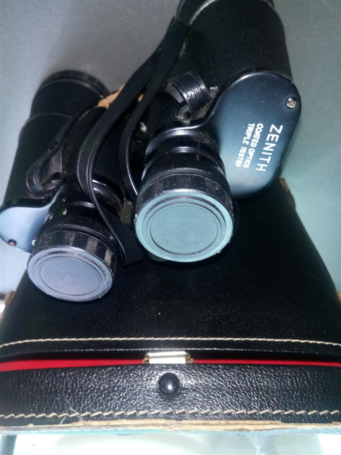 Zenith Vintage Binoculars