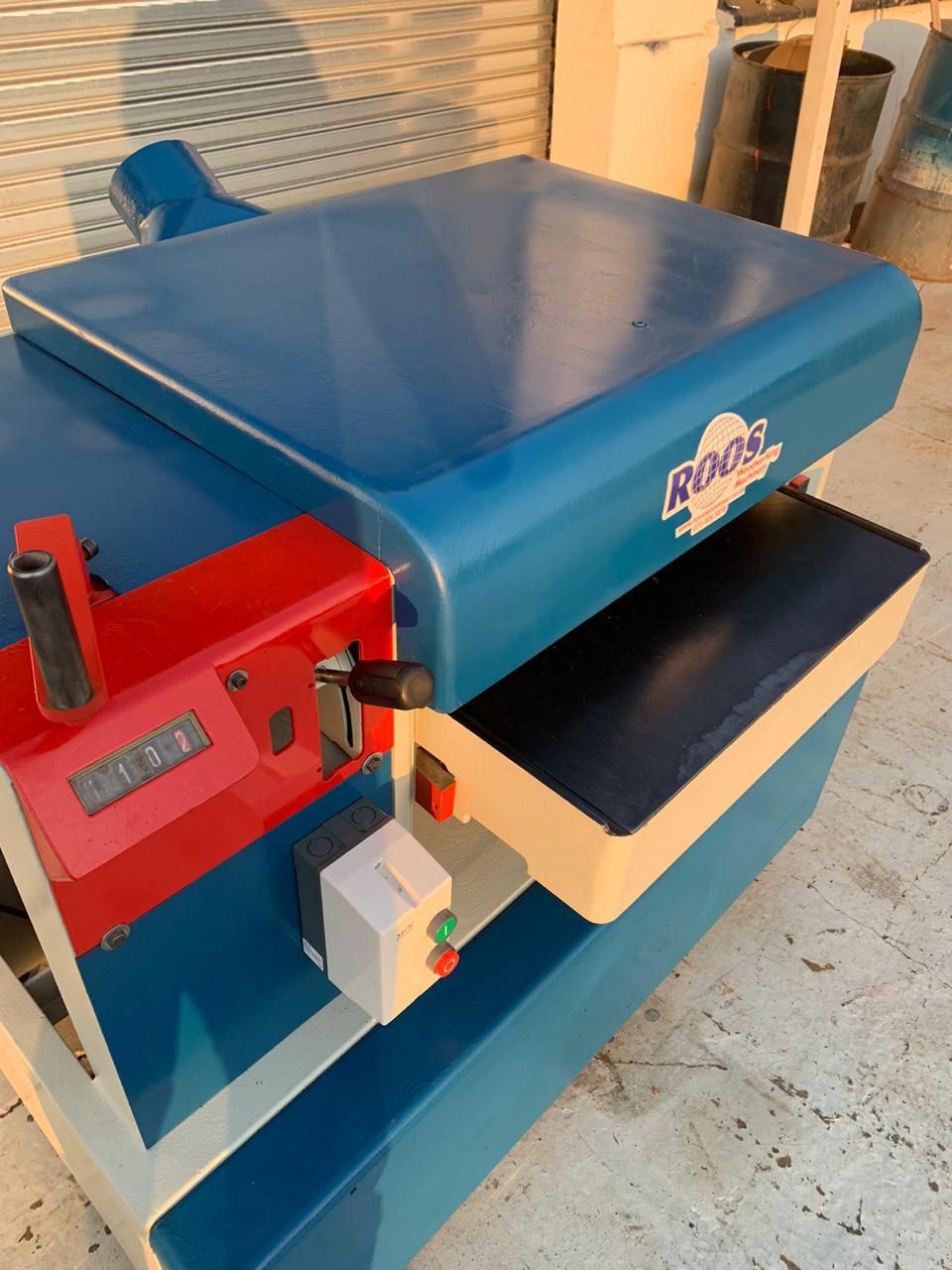 SCM Thicknesser plainer machine