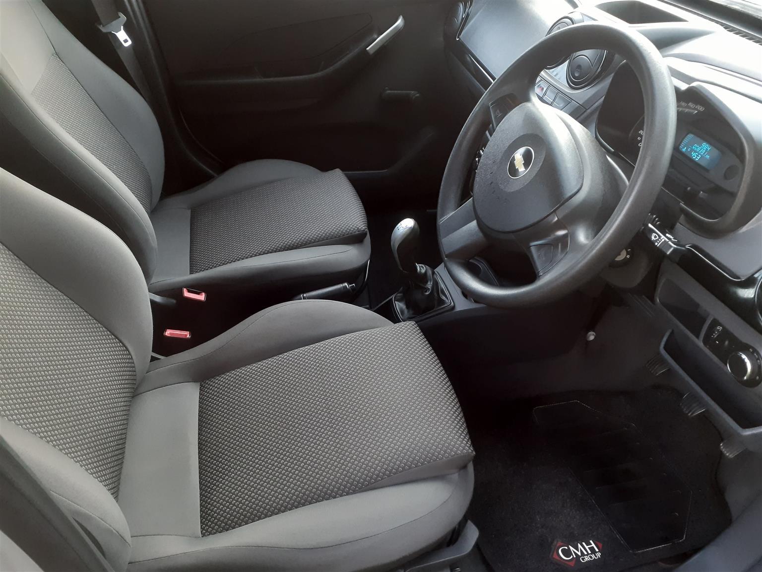 2015 Chevrolet Utility 1.8