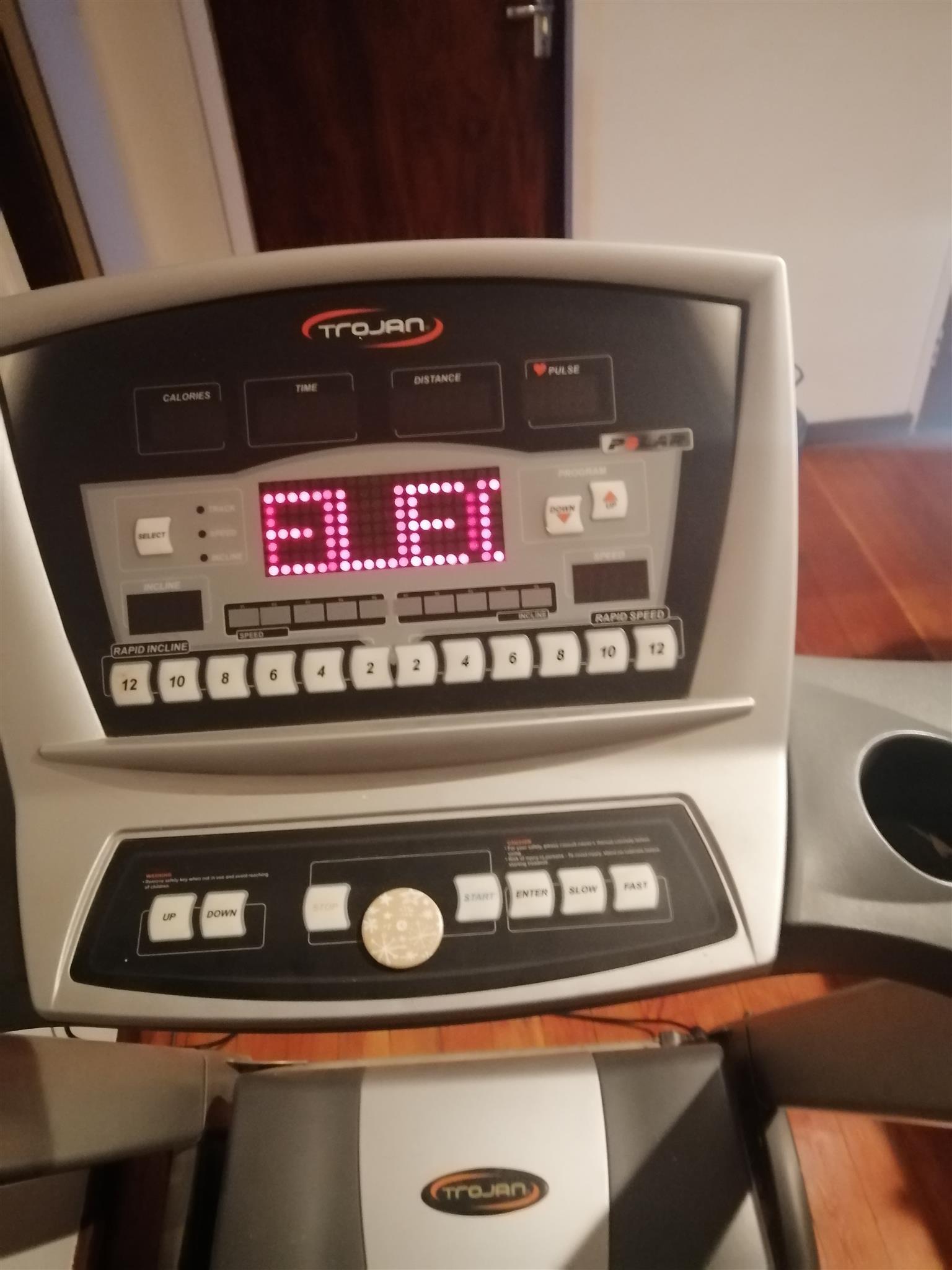 Treadmill Trojan