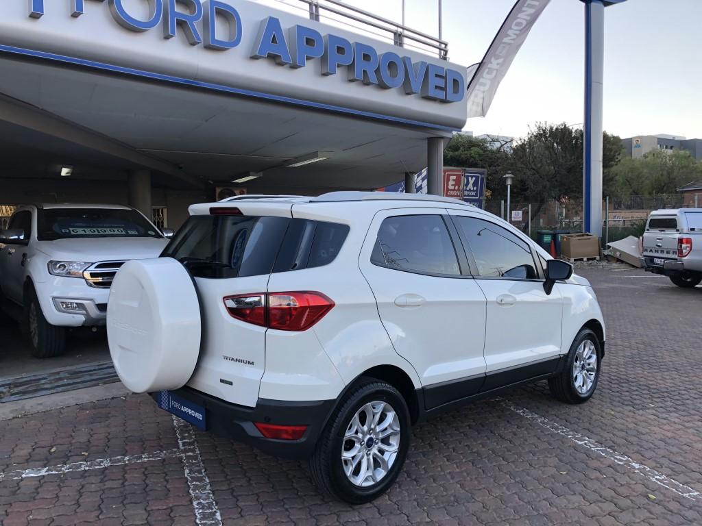 2016 Ford EcoSport ECOSPORT 1.0 ECOBOOST TITANIUM