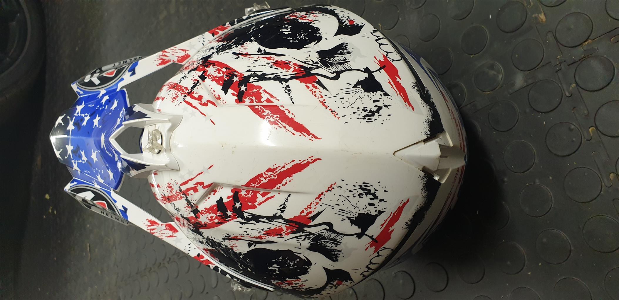 Airoh Patriot Helmet