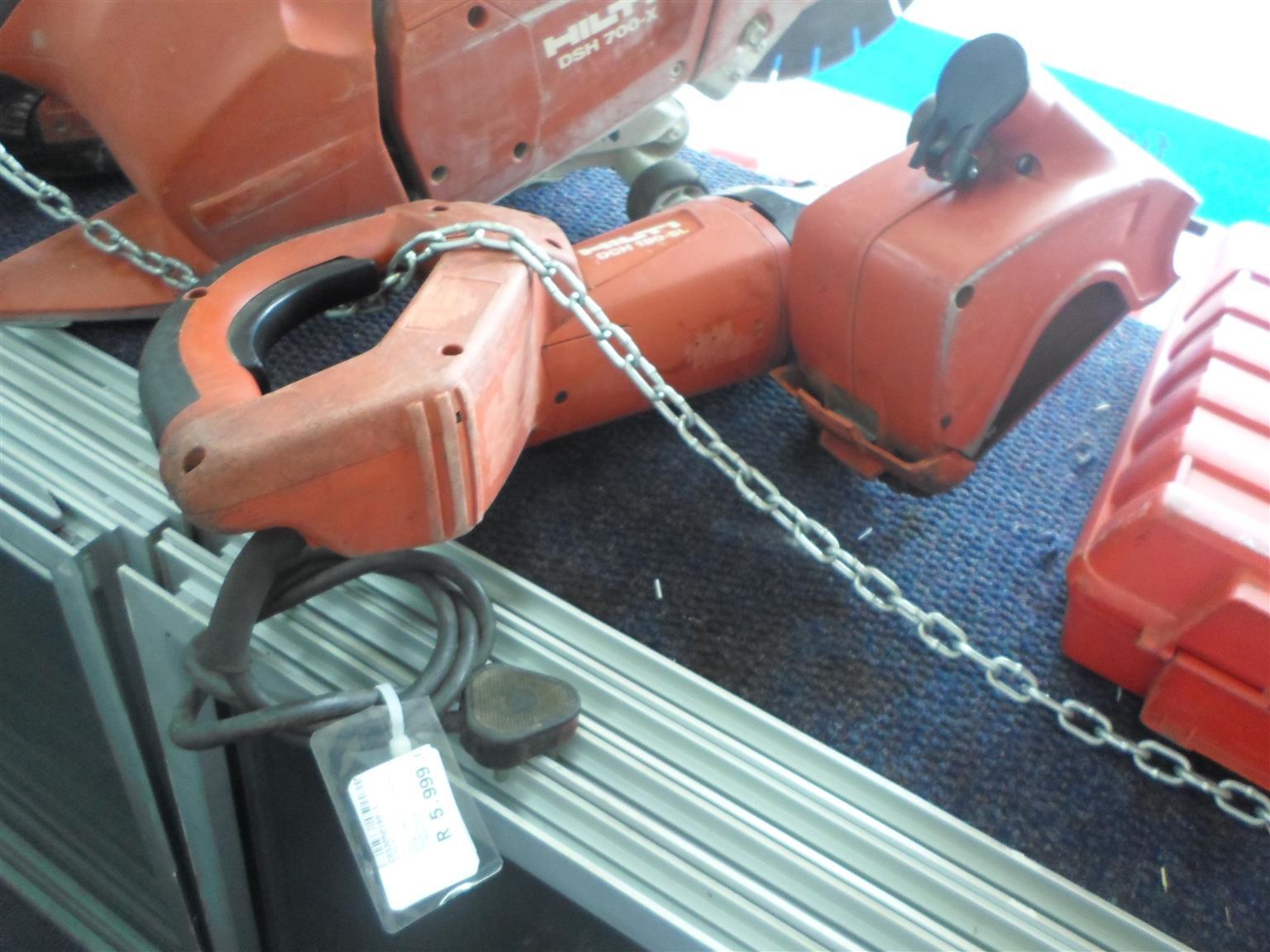Hilti DCH 180-SL Wall Cutting Machines