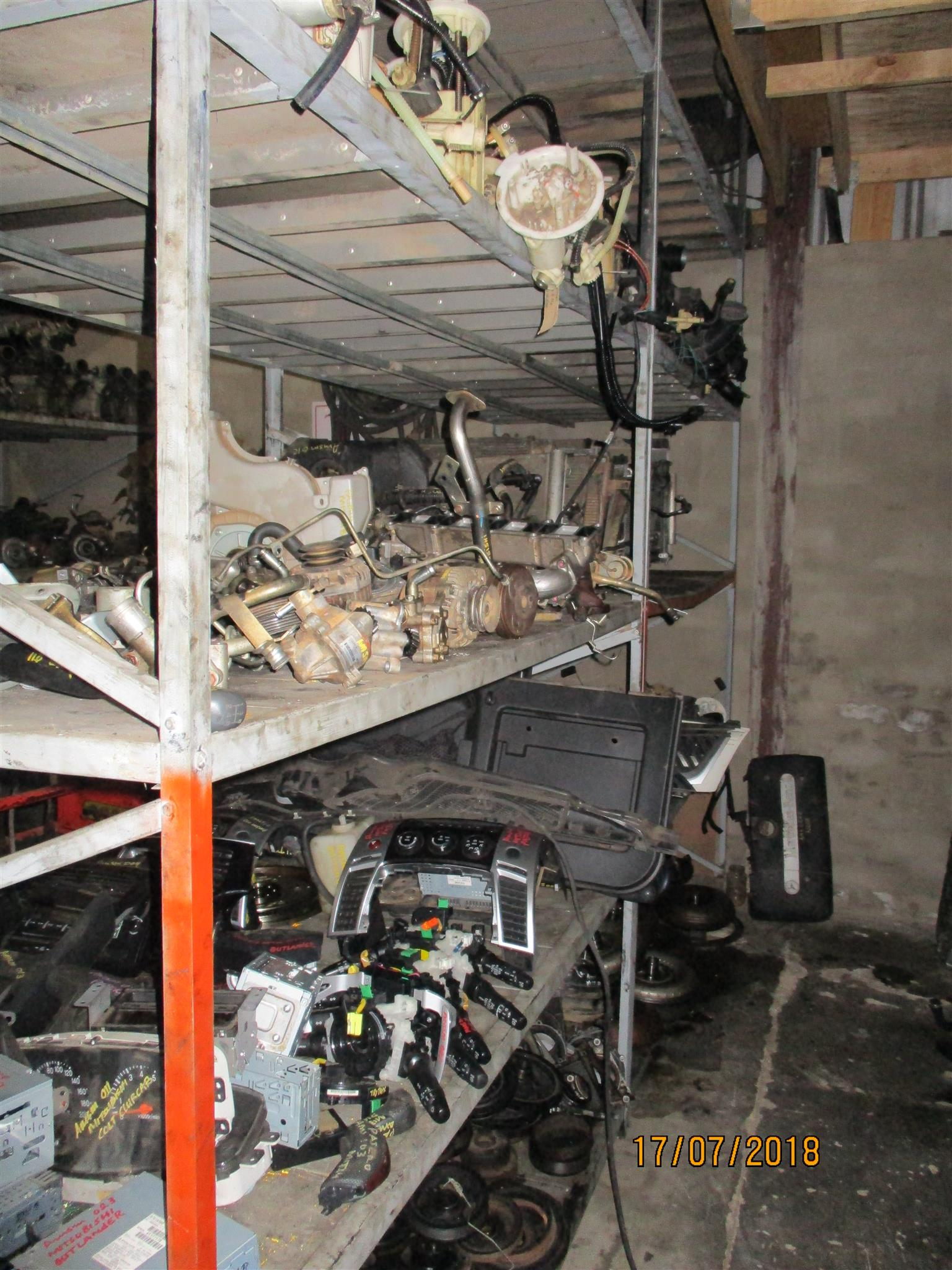 Mercedes Mitsubishi Lexus Toyota Parts Now On Special Junk Mail Wiring