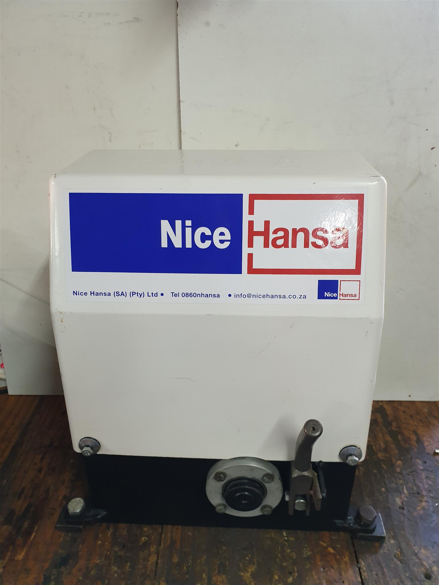 Hansamatic Sliding Gate Motor 12V