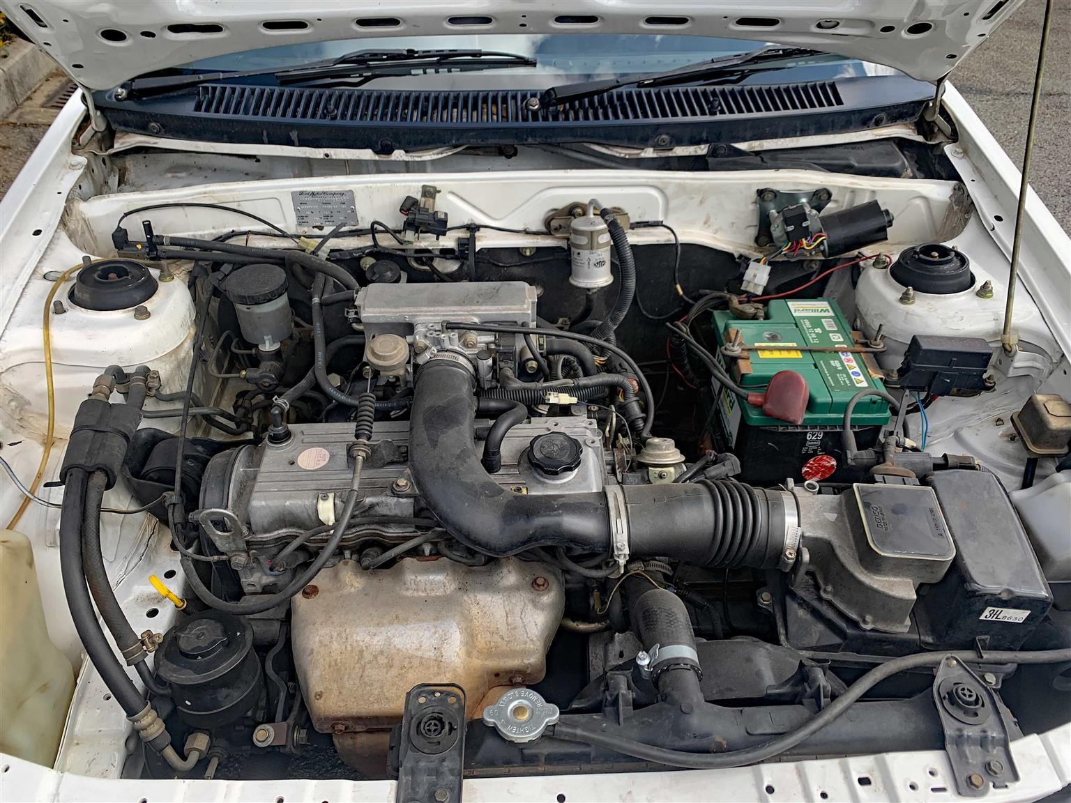 2002 Mazda Rustler 160i P/S