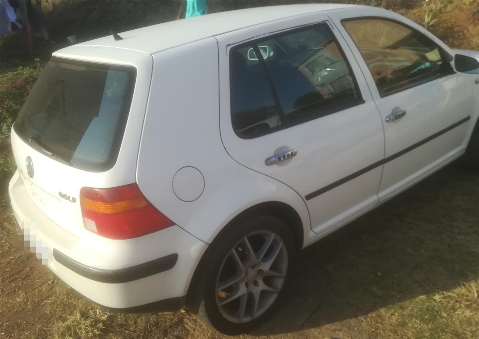 2002 VW Golf hatch GOLF VII 1.4 TSI COMFORTLINE DSG