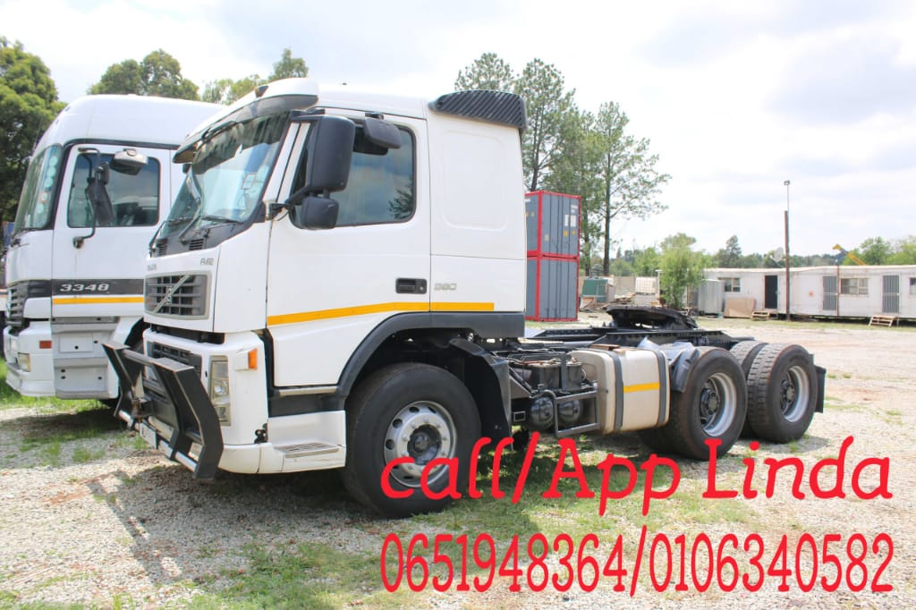 Manual Trucks For Sale >> 2007 Volvo Double Diff Manual Truck For Sale