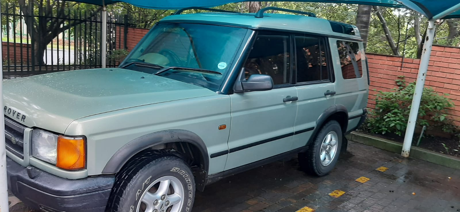 2002 Land Rover Discovery DISCOVERY 2.0 SE
