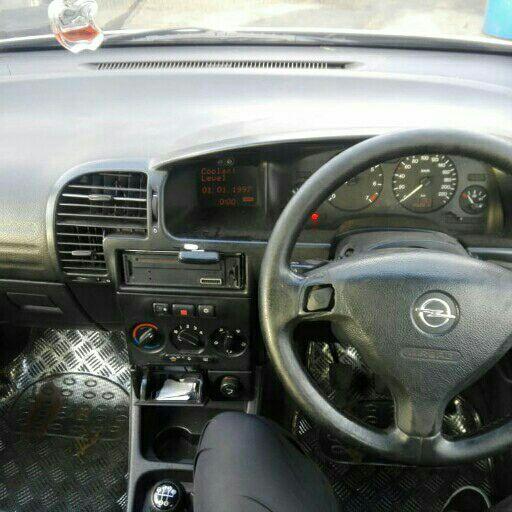 2008 Opel Zafira 1.8 Enjoy