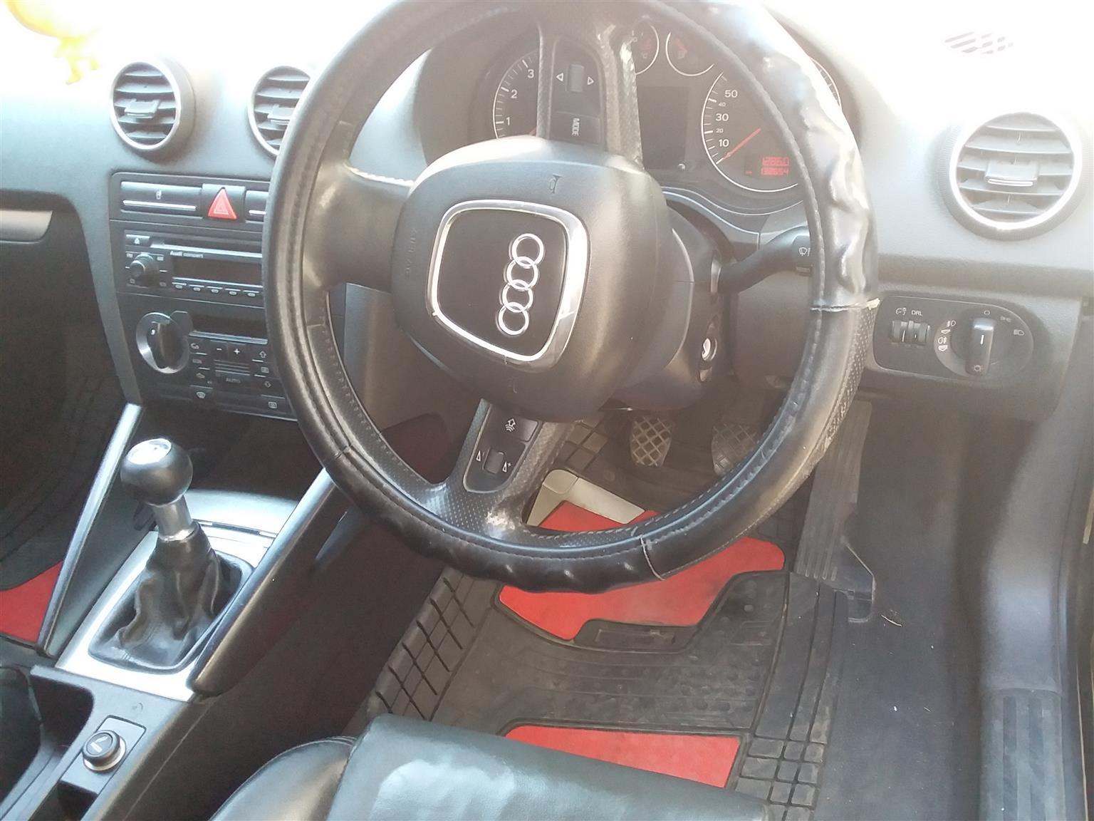 2007 Audi A3 Sportback A3 SPORTBACK 2.0 TFSI STRONIC