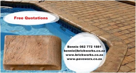 Pavers, Paving, Paving Bricks, Interlock&Bevel