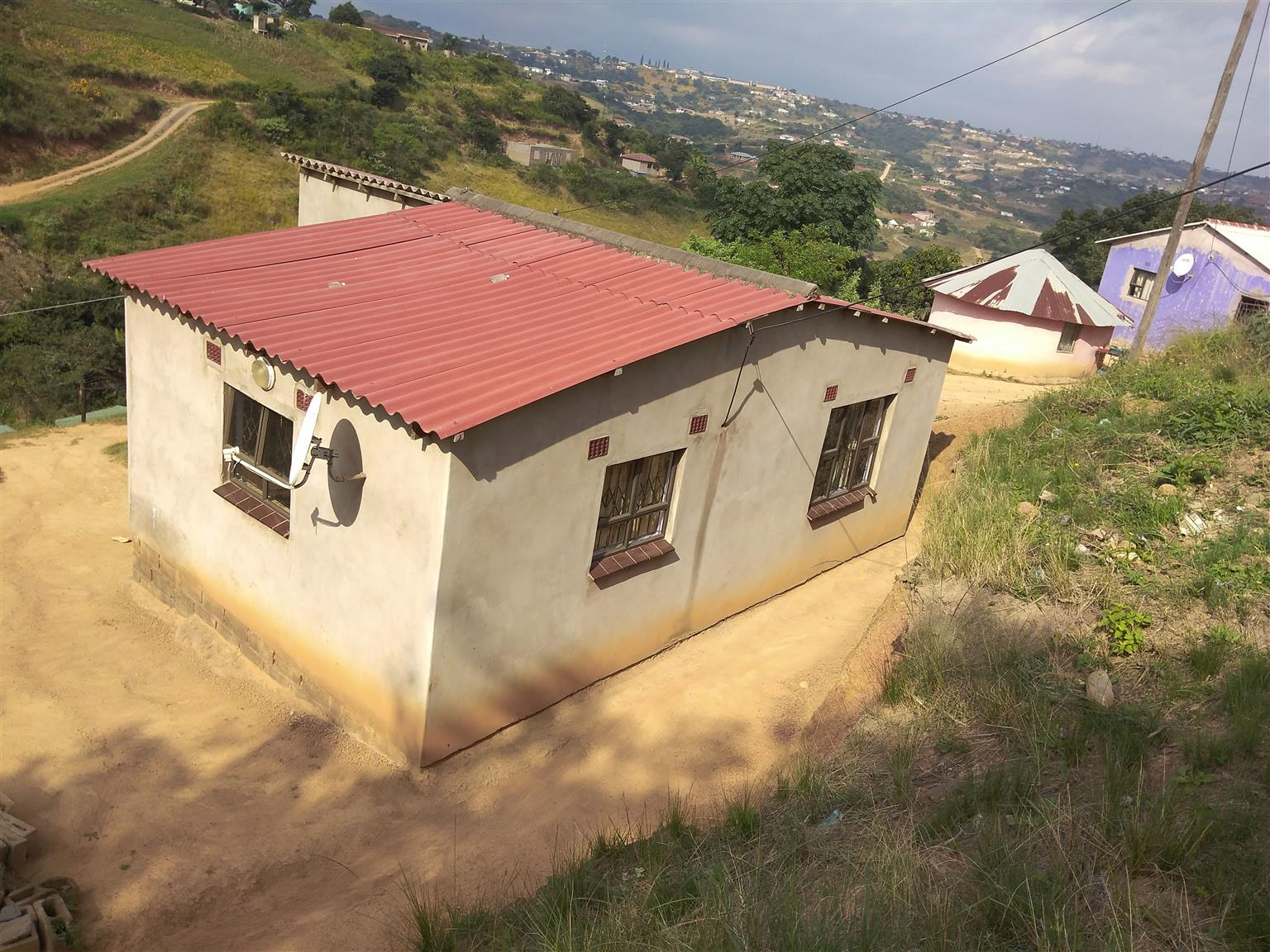 House for sale:Folweni
