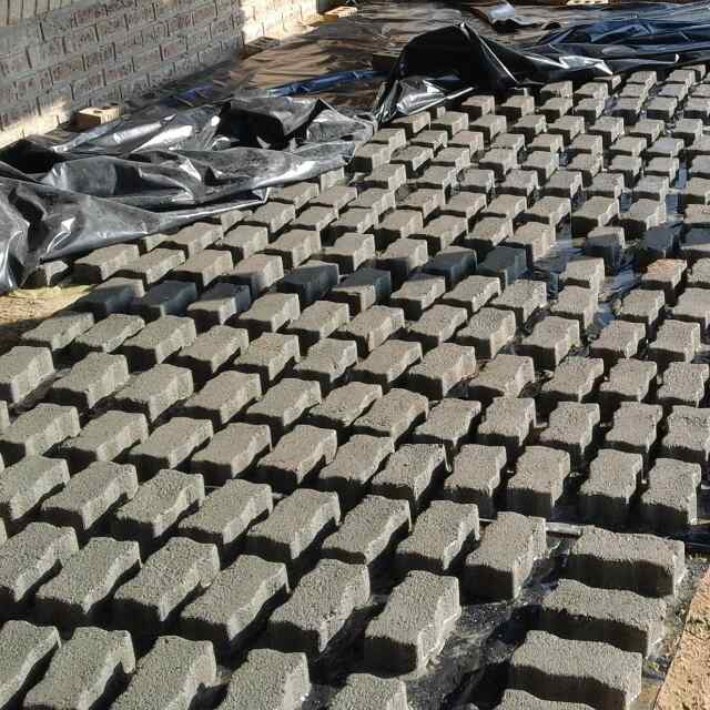 Make your own Zig ZAG Pavers From R40c