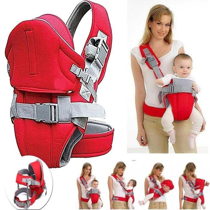 6 In 1 Willbaby Baby Carrier