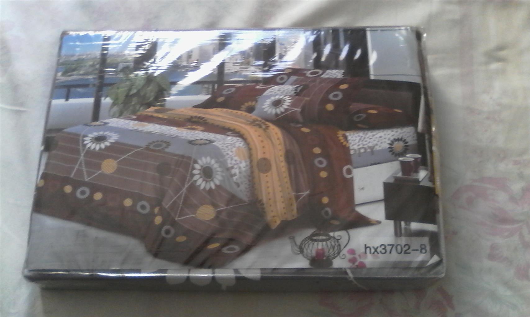 7 Piece Duvet Cover Set for Sale